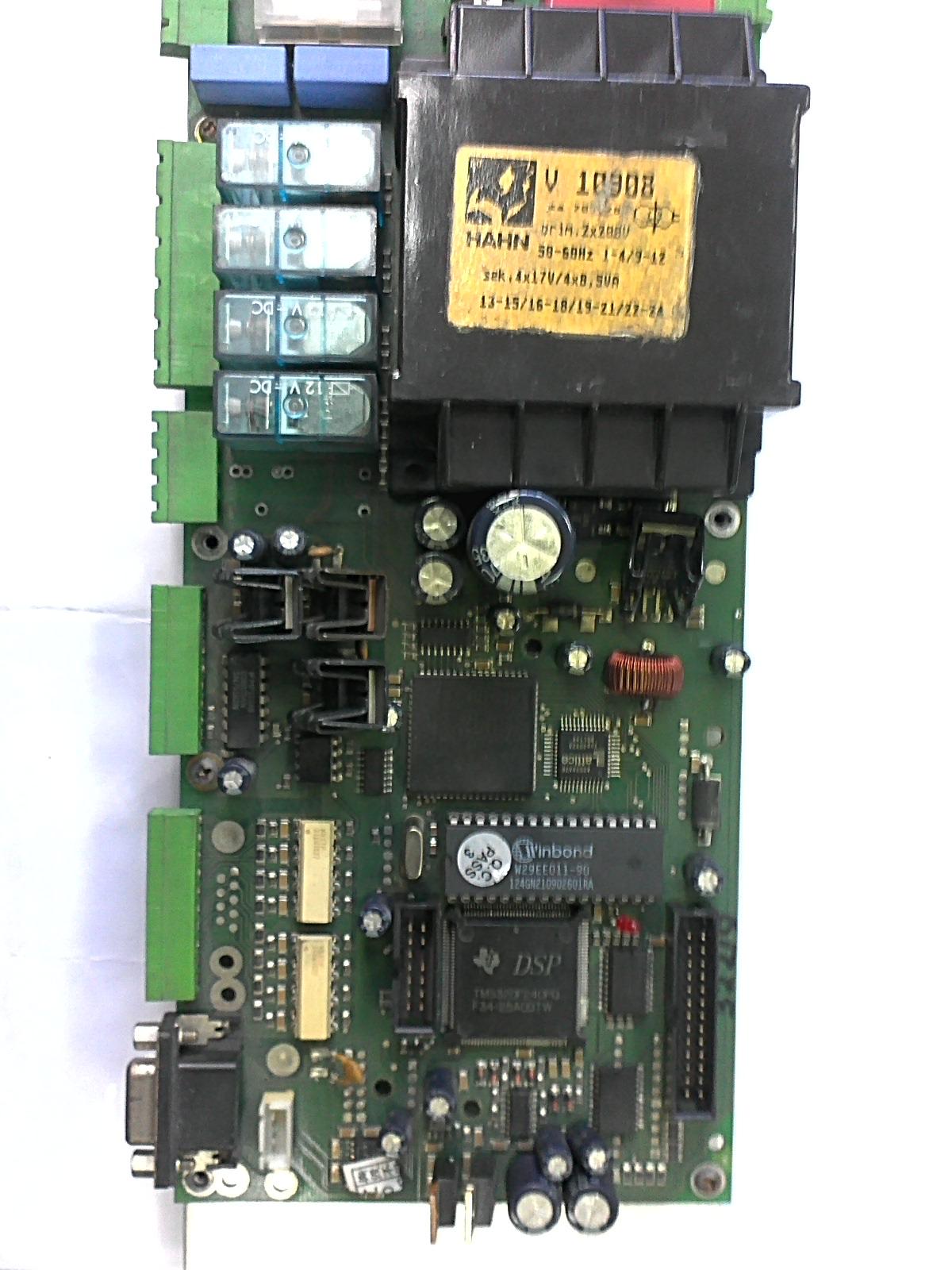 米高2003电梯变频器主板